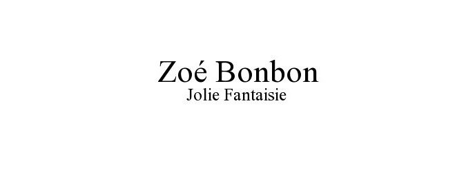 Little Zoé Bonbon