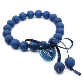 Bracelet mini boules Marine