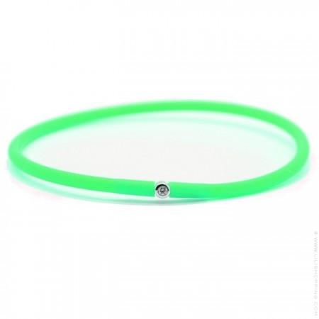Bracelet My first diamond vert fluo My first diamond