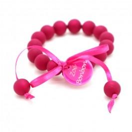Bracelet enfant fushia