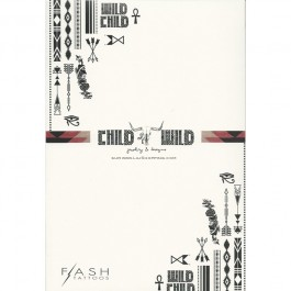 Child of Wild temporary tattoos