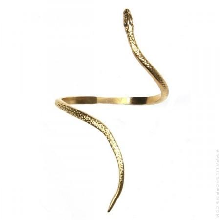 Bracelet Serpent or Helles Bijoux