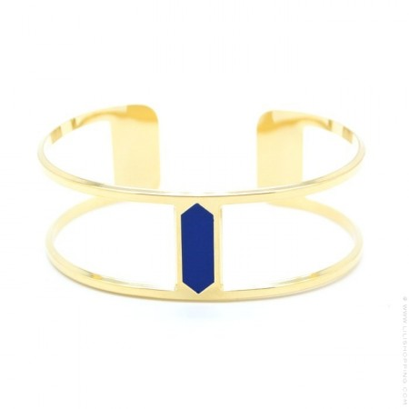 Bracelet Reda bleu marine