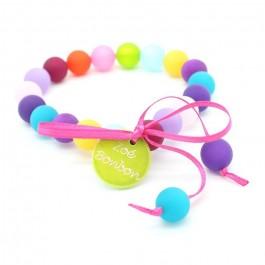 Multicolor mini beads bracelet Zoe Bonbon