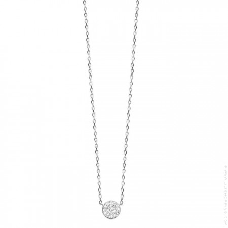 Silver Romy necklace