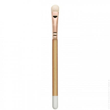 Natural wooden angled shader brush