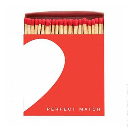 Grandes allumettes Perfect match