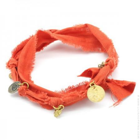 Almond Green Doudou Bracelet