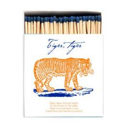 Tigers Luxury matchbox