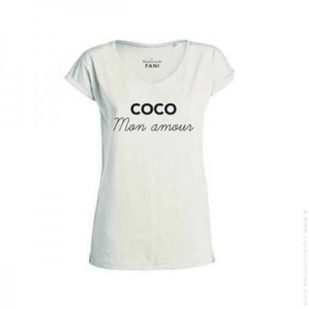 Tee Shirt Coco mon Amour