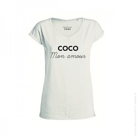 Coco mon Amour Tee Shirt