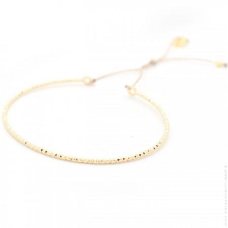 gold platted diamond effect bangle