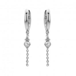 Kochi silver platted earrings
