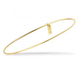Bracelet Bahia plaqué or