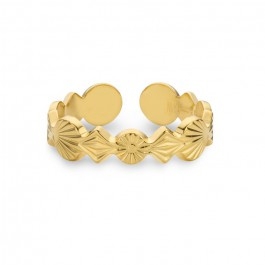 Cuba gold Plated Ring