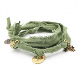 Khaki Doudou Bracelet