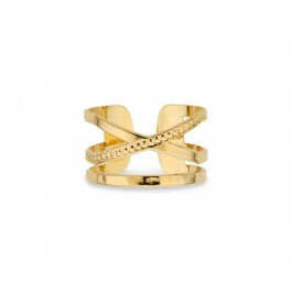 Brooklyn gold Plated Ring