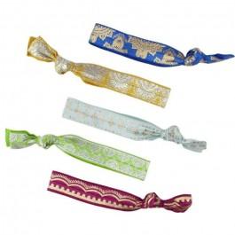 Hennah hair ties