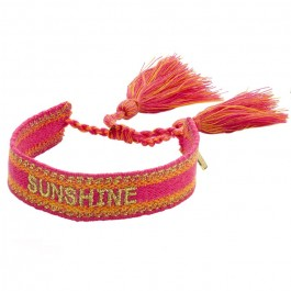 Sunshine vowen bracelet