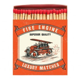 Fire engine Luxury matchbox