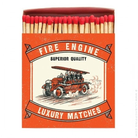 Luxury matchbox