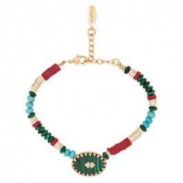 Anapurna green Hipanema bracelet