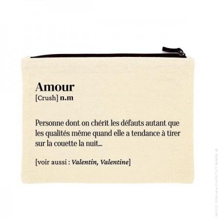 Pochette Amour