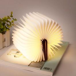 Livre lumineux LED érable - petit modèle