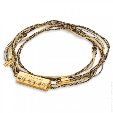 Antilles multi cord bracelet