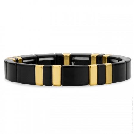 Black Rainbow bracelet