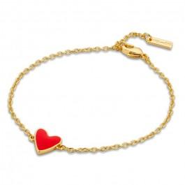 Bracelet Red Heart