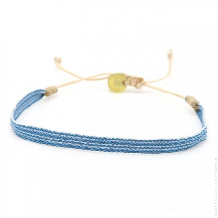 Bracelet Argentinas bleu