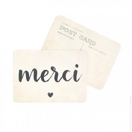 Carte postale Cinq Mai -