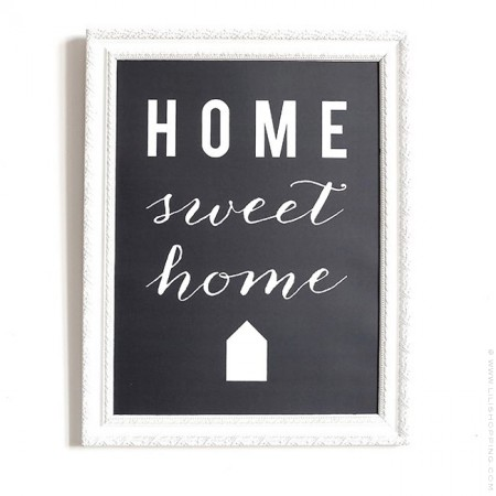 Home Sweet Home Cinq Mai poster