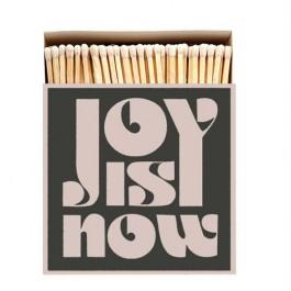Joy is now Luxury matchbox