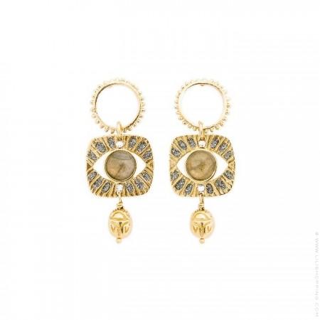 Vesuvia Hipanema earrings