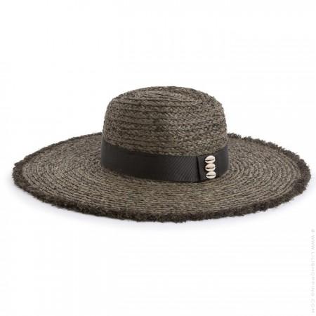 Hipanema Solal khaki hat