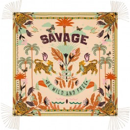 Foulard Hipanema Savage beige
