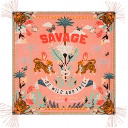 Foulard Hipanema Savage pink