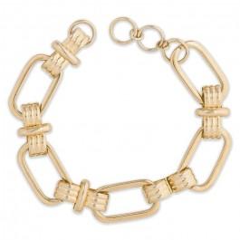 Hipanema Clare link gold 6