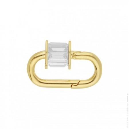Hipanema Minicube white clasp