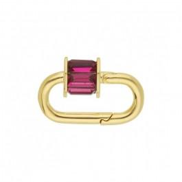 Hipanema Minicube pink clasp