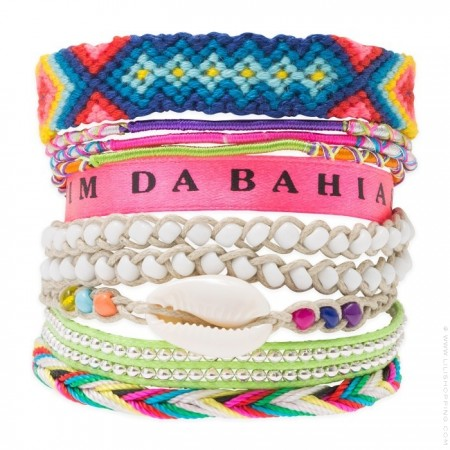 Bracelet manchette Hipanema version 1