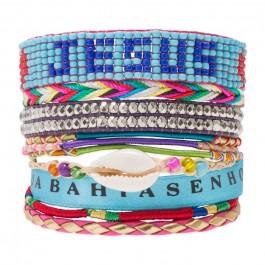 Version 4 Hipanema bracelet