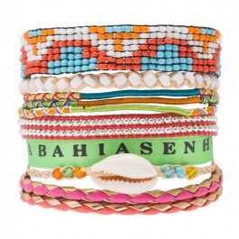 Bracelet manchette Hipanema version 6