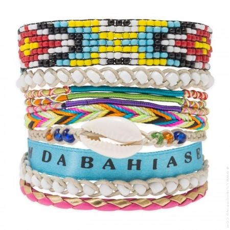 Bracelet manchette Hipanema version