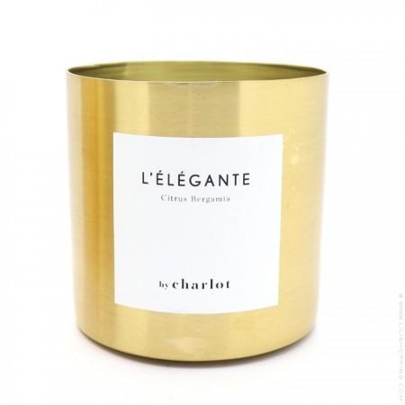 Bougie by Charlot L'élégante 1 mèche