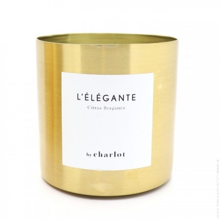 Scented candle by Charlot L'élégante 1 wick