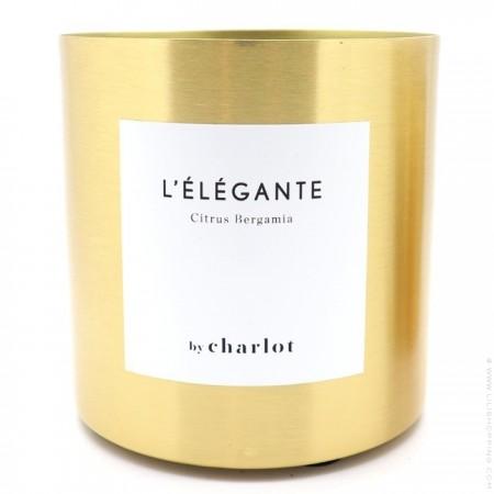 Bougie by Charlot L'élégante 3 mèches