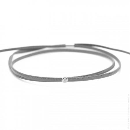 My first diamond United grey bracelet